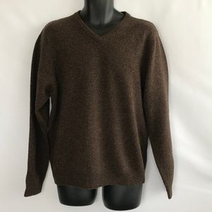 Club Room by Charter Club 100% Lambs Wool Sweater